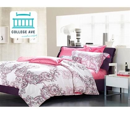 Goodnight Kiss Full Queen Comforter Set College Ave