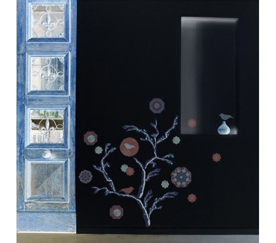 serenity dorm room wall decor peel n stick essential. Black Bedroom Furniture Sets. Home Design Ideas