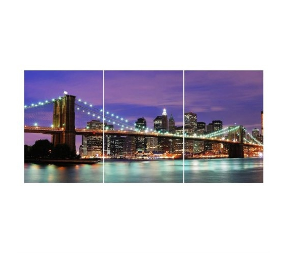 new york panoramic wall art peel n stick add some cool. Black Bedroom Furniture Sets. Home Design Ideas