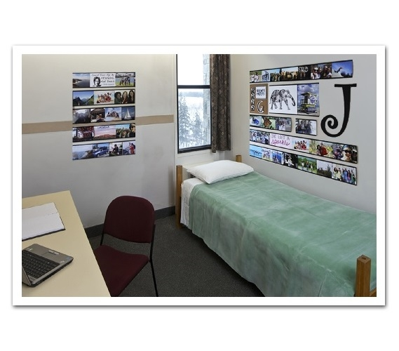 Phototrax dorm wall photo hang college decor supplies College dorm wall decor