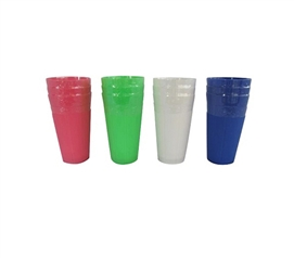Stay Hydrated For College Life - 3 Pack of 22oz Tumblers - Stuff For College Cheap