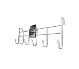 Over the Door Hook Rack