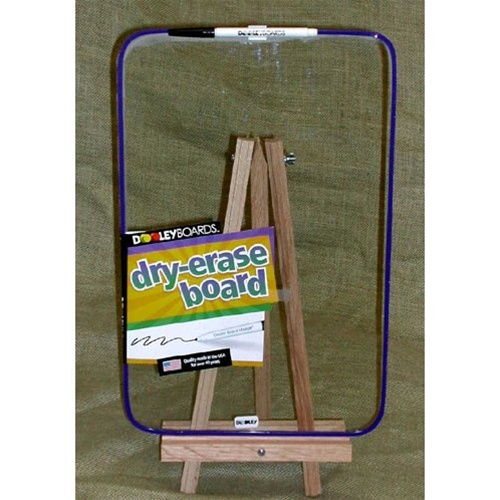 Clear Plexiglass Dry Erase Board Is A College Dorm Room