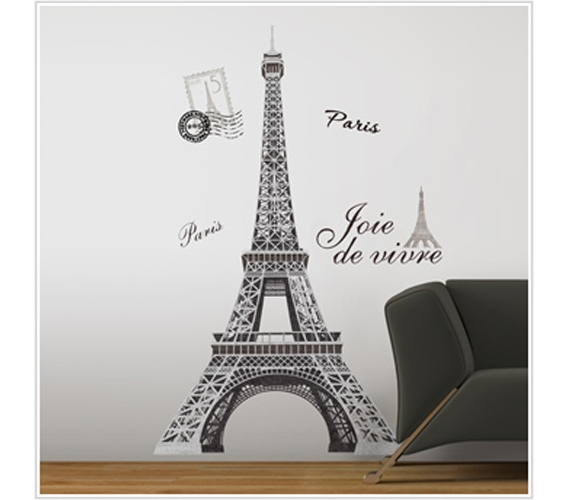 Cheap Way To Visit Paris Eiffel Tower Peel N Stick