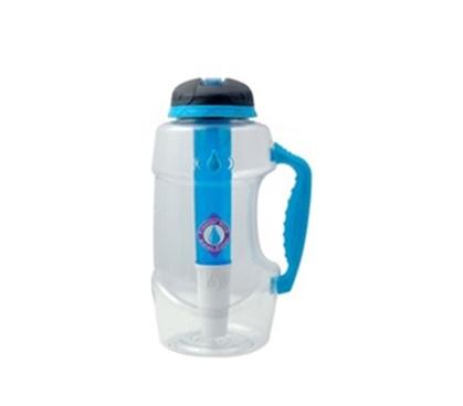 Ez Freeze Water Filtration Bottle Purifying Water Bottle