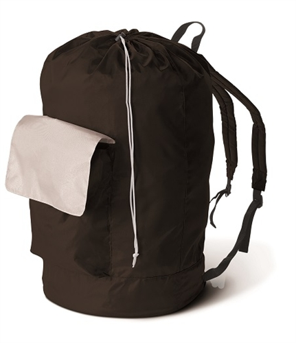 Items For College Black Laundry Backpack Essential