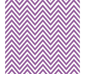 Grip Print Shelf Liner - Chevron Purple College Supplies Dorm Essentials
