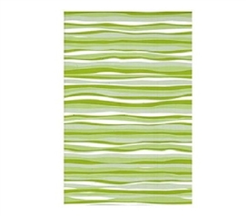 Grip Print Shelf Liner - Wave Lime Dorm Essentials Dorm Room Decor