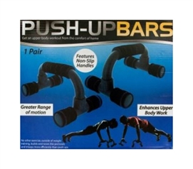 Push Up Bars - Get Fit