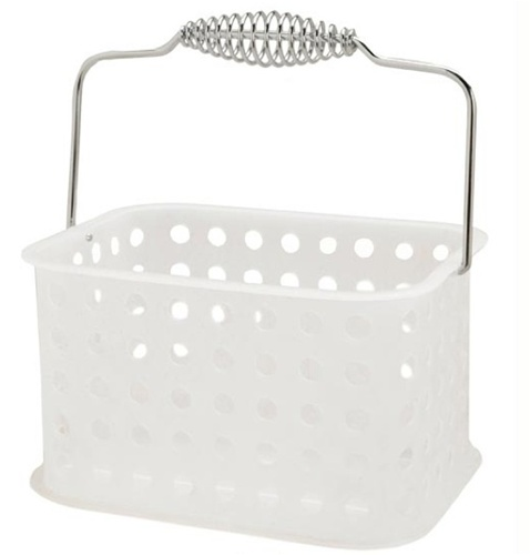 Dorm Bathroom Caddy: Bath Basket Caddy Dorm Room Bath Supplies