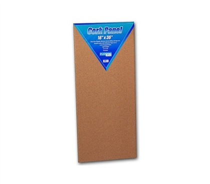 "A Fun Dorm Item - 16"" x 36"" Dorm Door Corkboard - Leave Notes For Roommates"