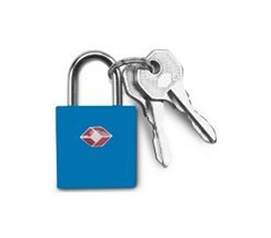 Keep Dorm Supplies Safe - Dorm Room Padlock (3 colors Available) - Lock Up Valuables