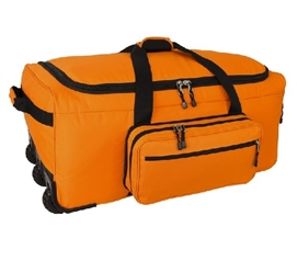 Dorm Essentials Dorm Room Storage Mini Monster Bag Trunk - Orange