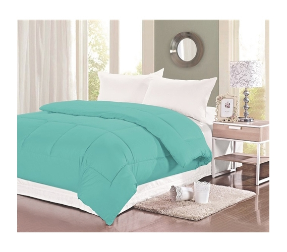 400 Tc Natural Cotton Twin Xl Comforter College Ave