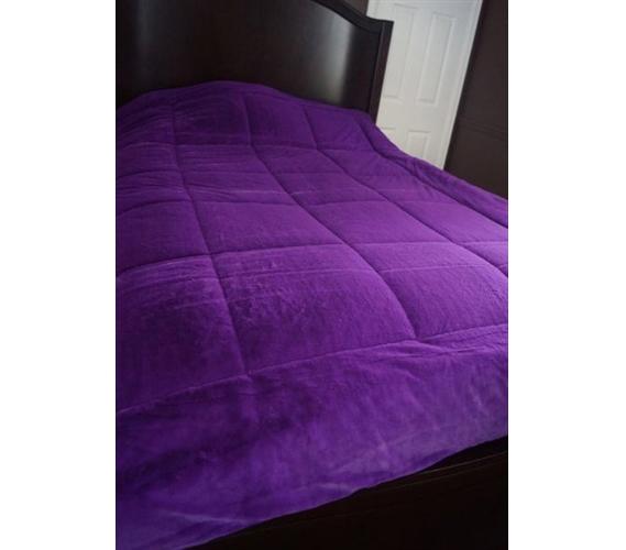 Super Soft Dorm Room Bedding College Plush Comforter