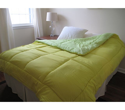 Dorm Room Products For College Dorms Yellow Lime Green