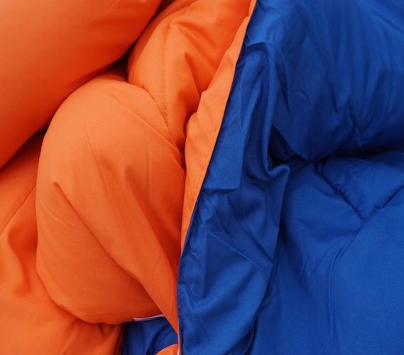 Gallery for orange and blue comforter - Orange and blue comforter ...