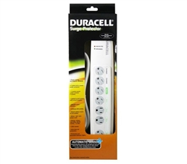Power Saver Surge Strip - 7 Outlets