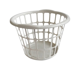 Classic Dorm Room Laundry Basket - Cheap College Laundry Essentials