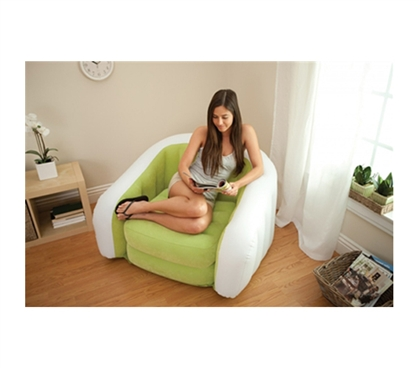 Retro Comfort College Chair Inflatable College Furniture