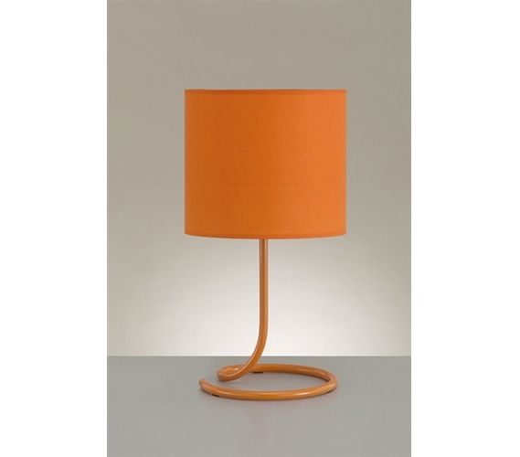 Snail S Tail Desk Lamp Orange College Products Dorm Room
