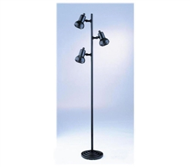 Cool Light For College - Tree Floor Lamp - Black - Needed For Studying