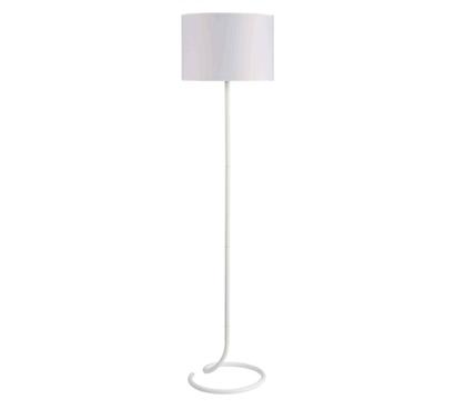 Snail S Tail Floor Lamp Spiral White Dorm Room Supply