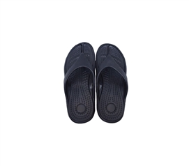 Cheap Dorm Supply - Traction Shower Sandals - Black - Needed For Communal Showers