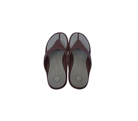 Cheap And Necessary - Traction Shower Sandals - Brown/Tan - Needed Shower Shoes