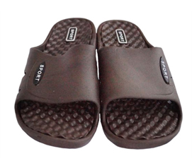 Sport Shower Sandals - Brown Dorm Shower Necessity