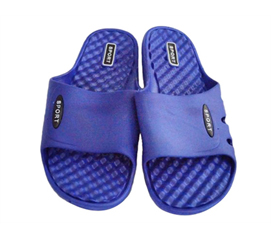 Sport Shower Sandals in Blue is a Dorm Room Essential Product for Showers