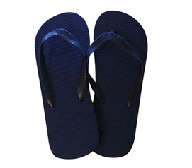 Cool College Footwear To Match Any Outfit - Dark Blue - Shower Sandal