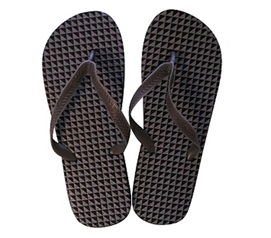 "Mind ""Illusion"" 3D Triangles - Shower Sandals - Perfect For College Life"