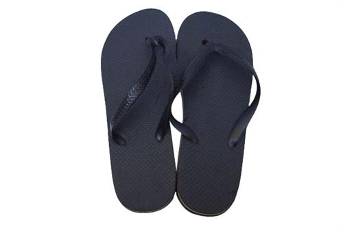 essentials classic college shower sandals black
