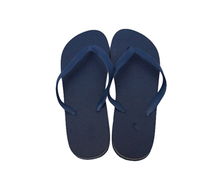 Classic College Shower Sandals Navy College Shower Shoes