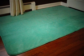 Super Soft Material - Microfiber Dorm Rug - Make Your Dorm More Cozy