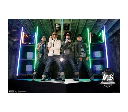 Mindless Behavior Poster Dorm Room Essentials Decor For