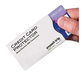 Credit Card Protector - RFID-Blocking Slips (2-Pack)