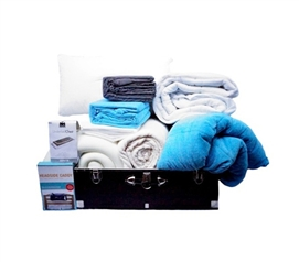 Top 11 Dorm Bedding Necessities Package - The Mega Plush