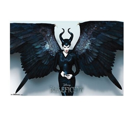 Maleficent - Wings Poster