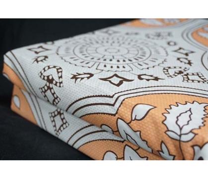 Mandala Peach Twin XL Sheet Set Extra Long Twin Sheets Girls Dorm