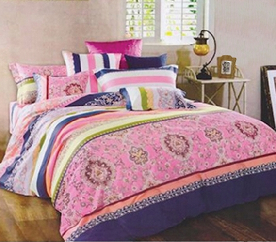 College Dorm Bedding Tayleur Extra Long Comforter Girls