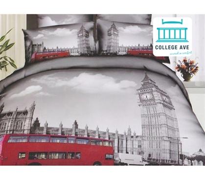 Dorm Bedding For Girls London Byway Twin Xl Designer