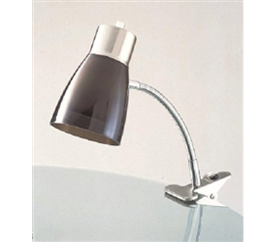 Great Lamp For Studying Aglow Dorm Clip Lamp Black