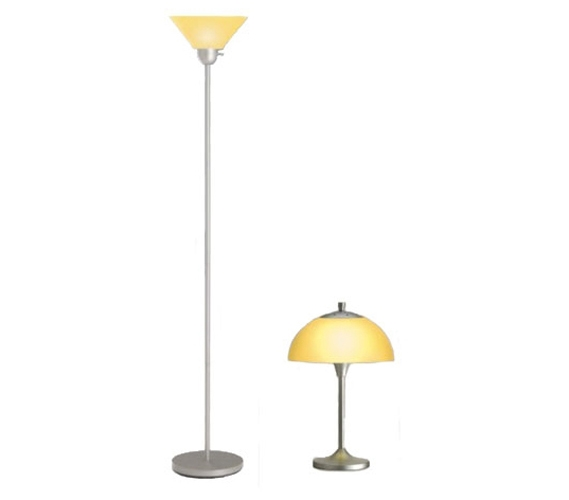 Floor And Desk College Lighting Set College Products Must