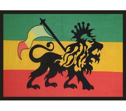 Rasta Lion Flag   Tapestry. Rasta Lion Flag   College Dorm Room Wall Tapestry Decor Essentials