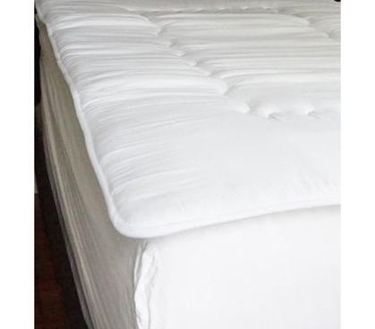 twin xl fiber bed topper