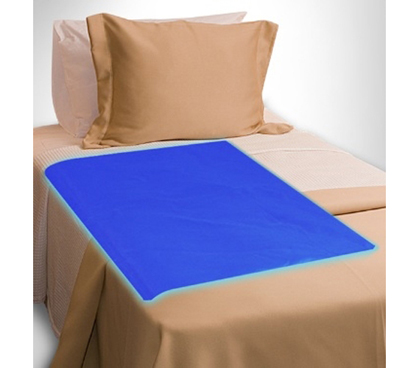 sleep cool - gel bed pad bed topper dorm twin xl bedding supplies