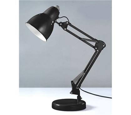 Cheap Lamp - The Adjusto College Desk Lamp - Black - Needed For Reading In  Dorm - The Adjusto College Desk Lamp - Black Dorm Lamps Cheap Dorm