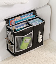 But If You Require Much More Storage Space, The Bedside Caddy Is Your  Answer. With Six Pockets, There Is Almost Nothing You Canu0027t Store Here.